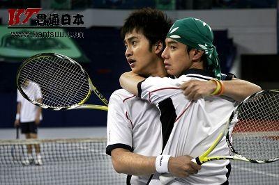 《网球王子》高价出口日本等国(图)
