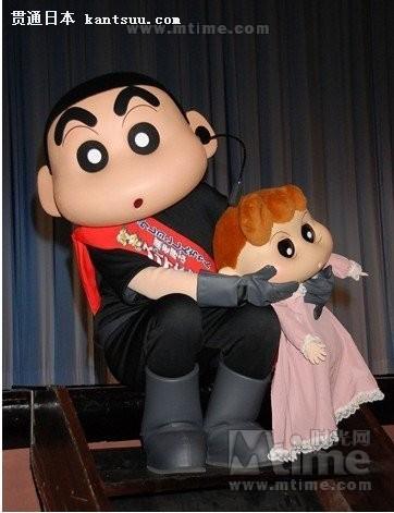《蜡笔小新》4月6日本上映 全家齐亮相