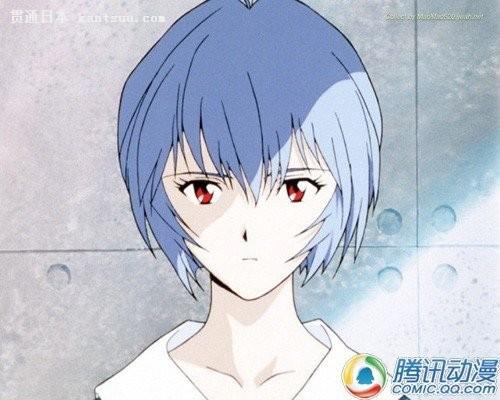qq头像浅蓝色男生