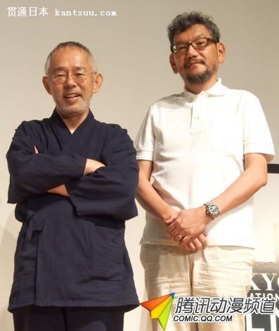 宫崎骏后继有人!铃木敏夫指名庵野秀明