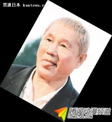 北野武炮轰宫崎骏:我最讨厌这家伙的动画