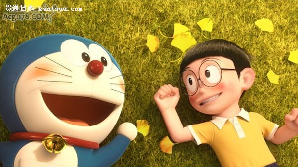 动画电影共有6部 可以看出动漫产业在日本的繁盛景象