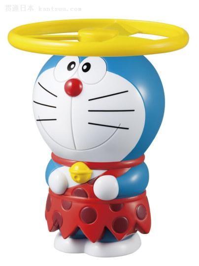 哆啦A梦玩具将登陆日本麦当劳