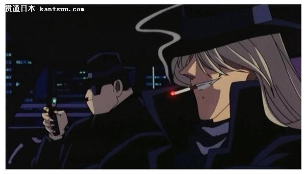网友:《名侦探柯南》琴酒是个很厉害的人