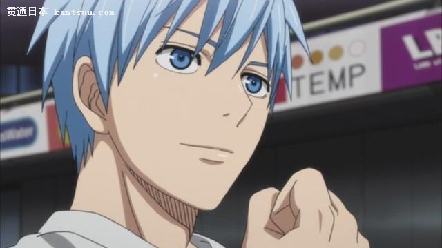 黑子哲也是《黑子的蓝球》的第一男主角,他拥有蓝色的圆眼睛和一头水蓝色的头发这样的头发如果放在现实中肯定是超级引人注目的,但在二次元中,这种发色显然并没有什么好奇怪的,并不能帮黑子增加一丝丝的存在感。他总是毫无声息,顶着一张没什么表情的脸突然出现在某处,吓别人一大跳。 但是,这样的毫无存在感却是黑子哲学在打蓝球时的最大优势。 黑子哲也曾是帝光中学篮球队奇迹的世代中的幻之第六人,别看他投蓝技术超差,体能很弱,又没有什么过人的技术,但是,利用天生的存在感超低的被动技能,加上特意练习后练成了Misdi
