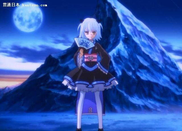 异世界白夜叉_清纯的诱惑!盘点动画中的白色连裤袜美少女——贯通日本动漫频道