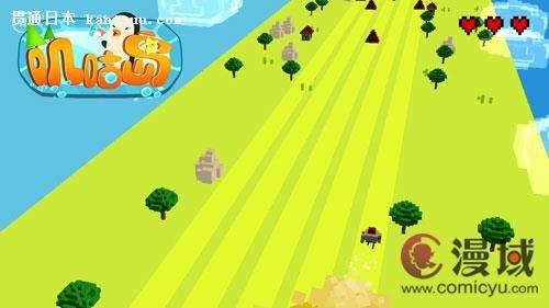 戏角色,在5条跑道中奔跑并且快速左右移动躲避地图中的障碍物.障