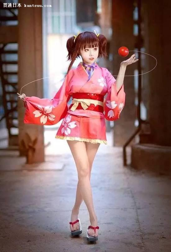 日本人追捧中国coser,但是他们太天真了