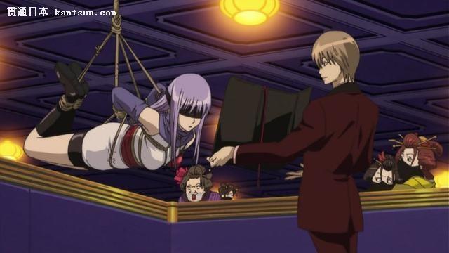 绅士学院:邪恶的肉体!当美少女遭遇捆绑play!