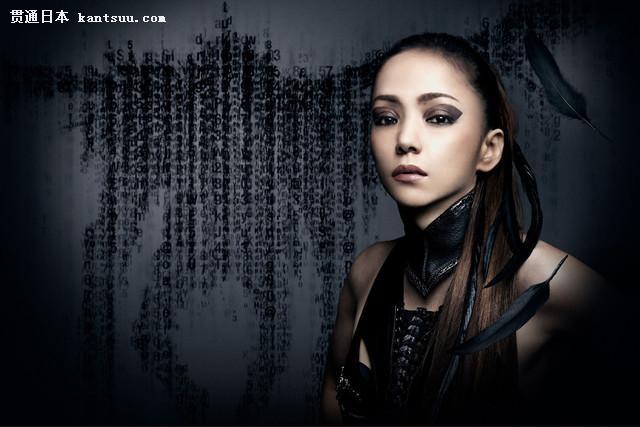 安室奈美惠唱《死亡笔记》主题曲 死神琉克做后盾