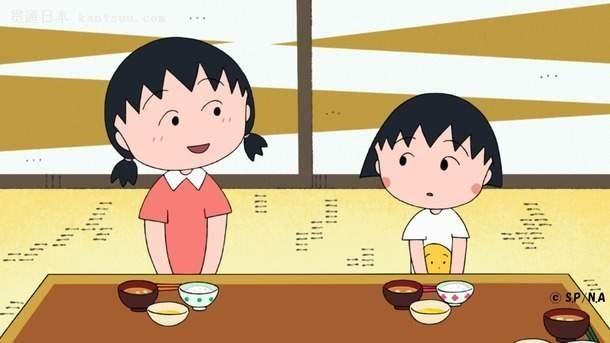 小丸子的姐姐樱杏子乖巧懂事,也是一个不错的人妻对象呢,但容易被骗.