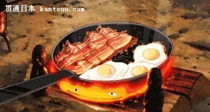 垂涎欲滴 宫崎骏的料理你最想吃的是什么?