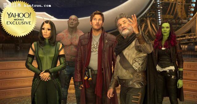 星爵威武!《银护2》海外首周票房超1亿美元
